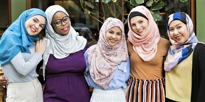 An American Teenager's View of the Hijab