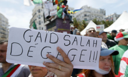 How to Turn the Algerian Spring into Summer