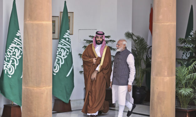 Business over Principles: India's Middle East Policy Follows Chinese Model