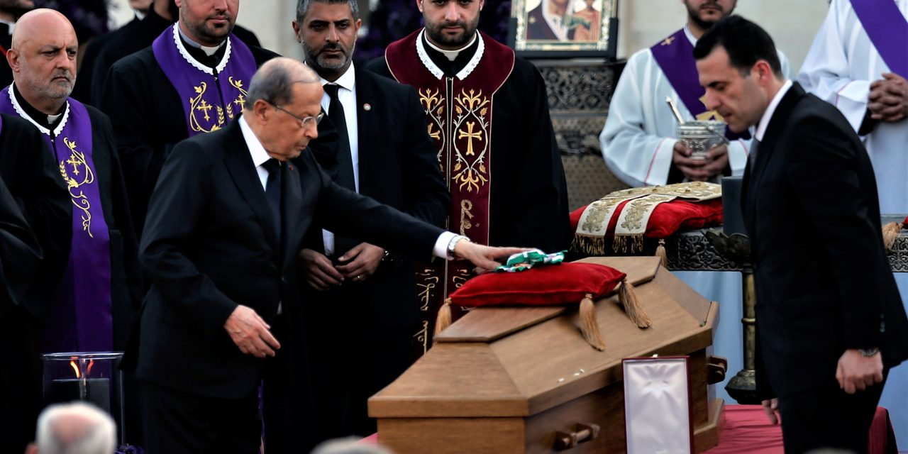 Lebanese Maronite Christians Fret Loss of Their Power Amid Middle East Conflict