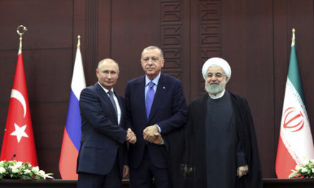 Russia is Winning the Middle East Cold War