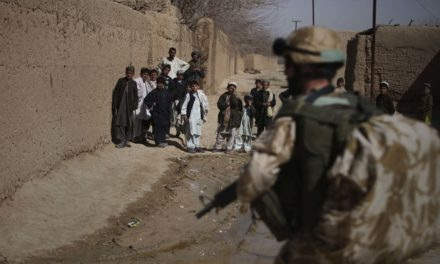 The Dark Side of Britain's Military Interventions in the Middle East and Afghanistan