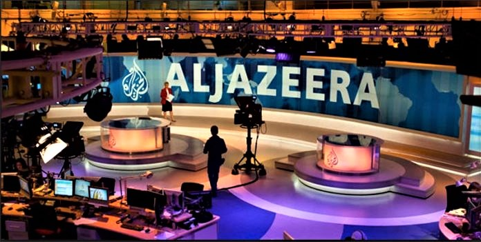 "Al Jazeera's ""Anti-Turkey Propaganda"""