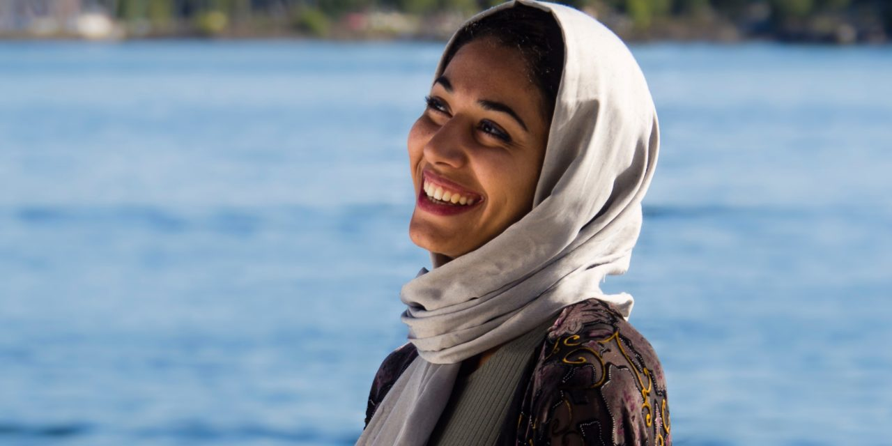 Hajer Sharief: Young Libyan Woman and Peace-Building Activist