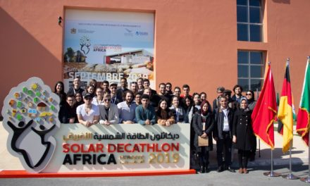 Solar Decathlon 2019: North African Youthful Ingenuity