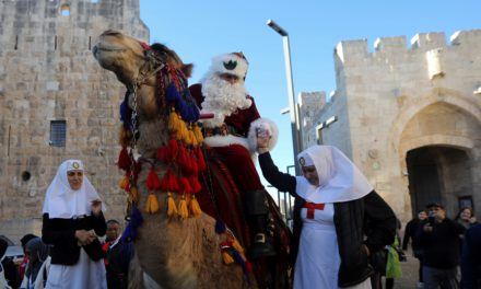 Hope and Light: Christmas Around the Arab World