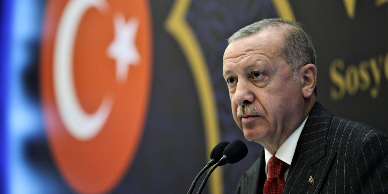 Turkey's 'Operation Peace Spring 2'— This Time, in Libya