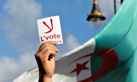 The Algerian Presidential Election, an Electoral Masquerade