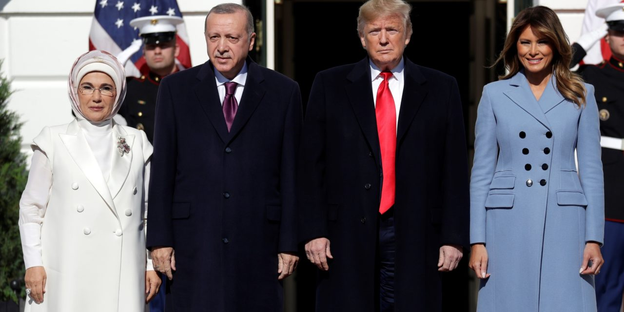 What Went Wrong Between Turkey and the US?<br><span style='color:#808080;font-size:20px;'>US-Turkish Relations From the Cold War to Operation Peace Spring </span>