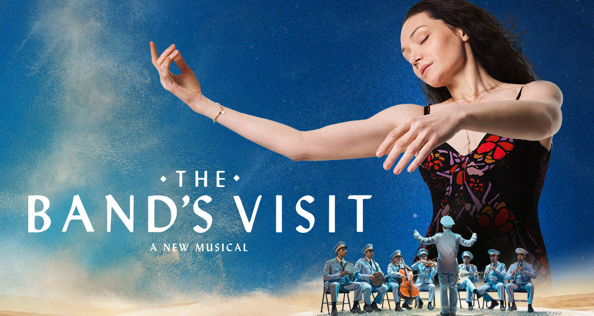 """REVIEW: """"The Band's Visit,"""" Connecting Through Music"""