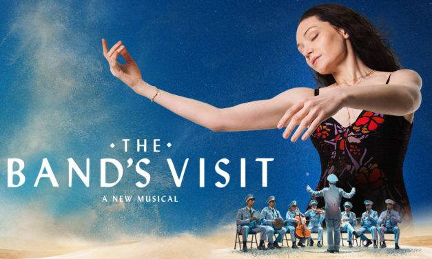"REVIEW: ""The Band's Visit,"" Connecting Through Music"