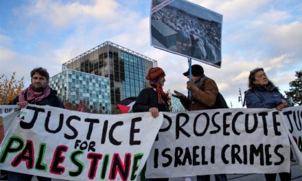 Will the International Community Stand for Justice as Israel Faces War Crimes Probe?