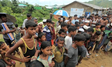 Time Has Come for Muslim Countries to Take the Lead on the Rohingya Crisis