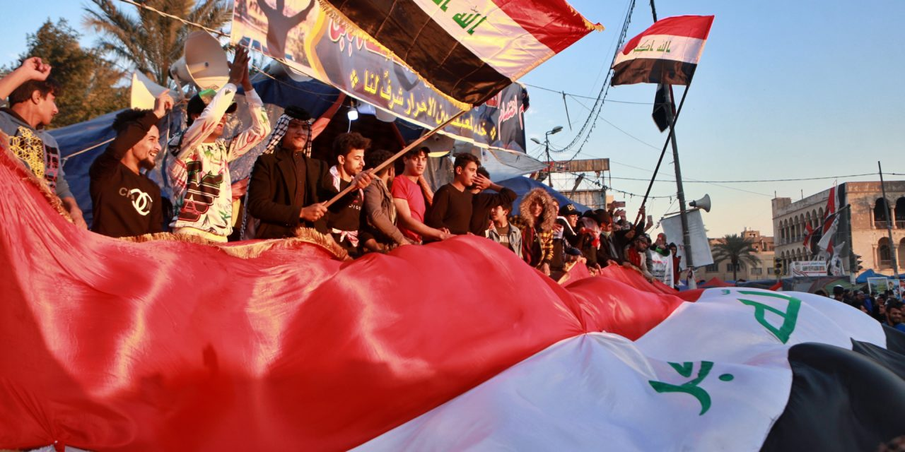 Iraq's Youth-led Protests Call for Renewed National Identity