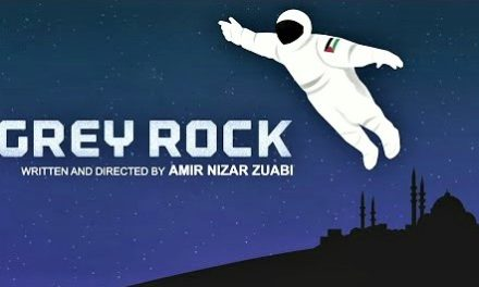 Play Review: Grey Rock and Unassailable Palestinian Hope
