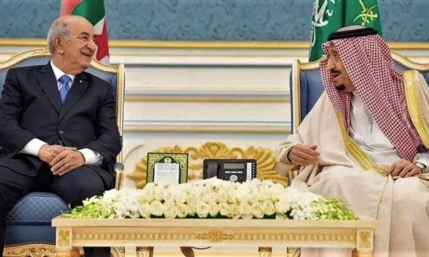 Algeria's Push for Syria's Return to the Arab League