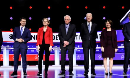US Democratic Presidential Contenders and the Influence of Trump's Peace Plan