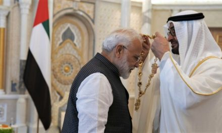UAE Whitewashes Modi's Role in Indian Muslims' Massacre
