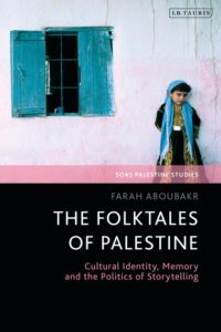The Folktales of Palestine Book Cover