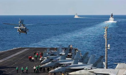 Tensions in the Arabian Gulf Threaten the Security of the Strait of Hormuz