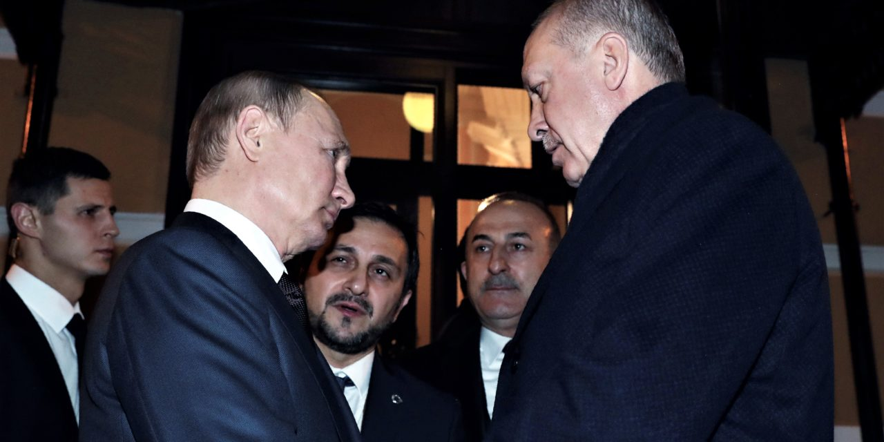 Why Putin's Deal with Erdogan in Syria is All About Iran