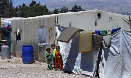 Lebanon COVID-19 Time Bomb: Danger for Refugees