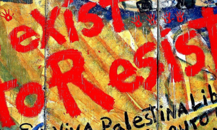 Diplomacy and Bearing Witness in Writing: An Interview with Mats Svensson on Palestine