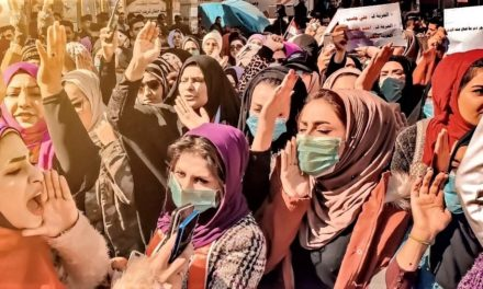 Maintaining the Feminist Spring of Iraq's October Revolution (Part III of III)