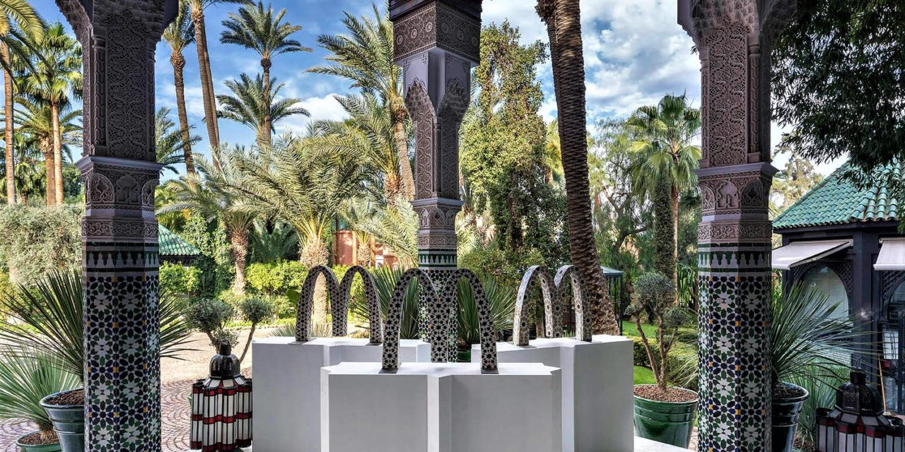 Picturesque Marrakech Proves the Perfect Setting for the 1-54 Contemporary African Art Fair