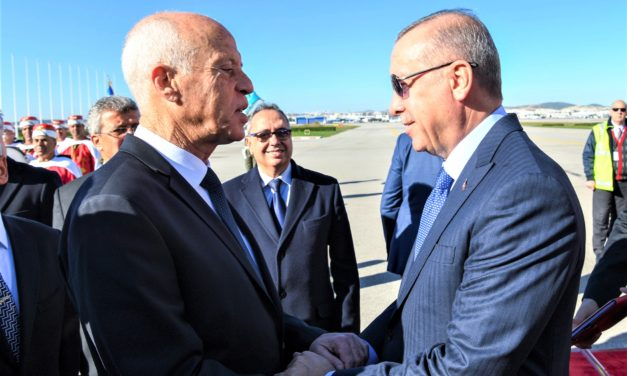 UAE Courts Tunisia to Win Backing for Its Libya 'Project'