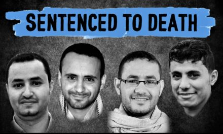 The Killing of Yemeni Journalists by Houthi Authorities Must Be Stopped