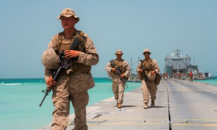 Gulf Security: Arab Gulf States Have No Good Options