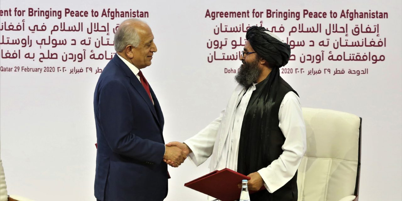 Which Middle Eastern Regional Power Will Win Afghanistan?