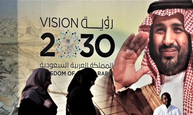 Economic Crisis Does Little to Dampen Mohammed bin Salman's Pricey Ambitions