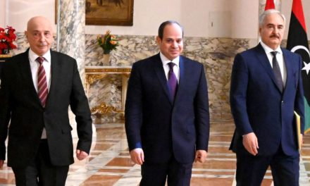 The Cairo Initiative Aims to Save Haftar not Libya