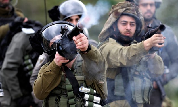 Israel Exports Its Brutal Police Training to the US, and it Shows