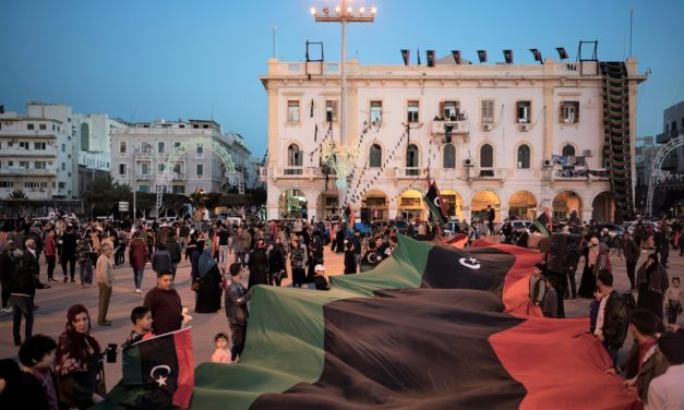 Making a Mess of Libya – Do the Libyans Have a Voice?