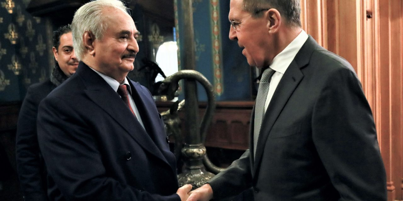 Russia's Power Game in Libya