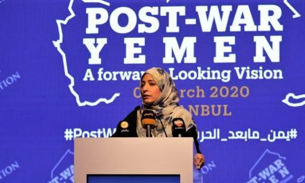 The Saudi-led Character Assassination of Tawakkol Karman