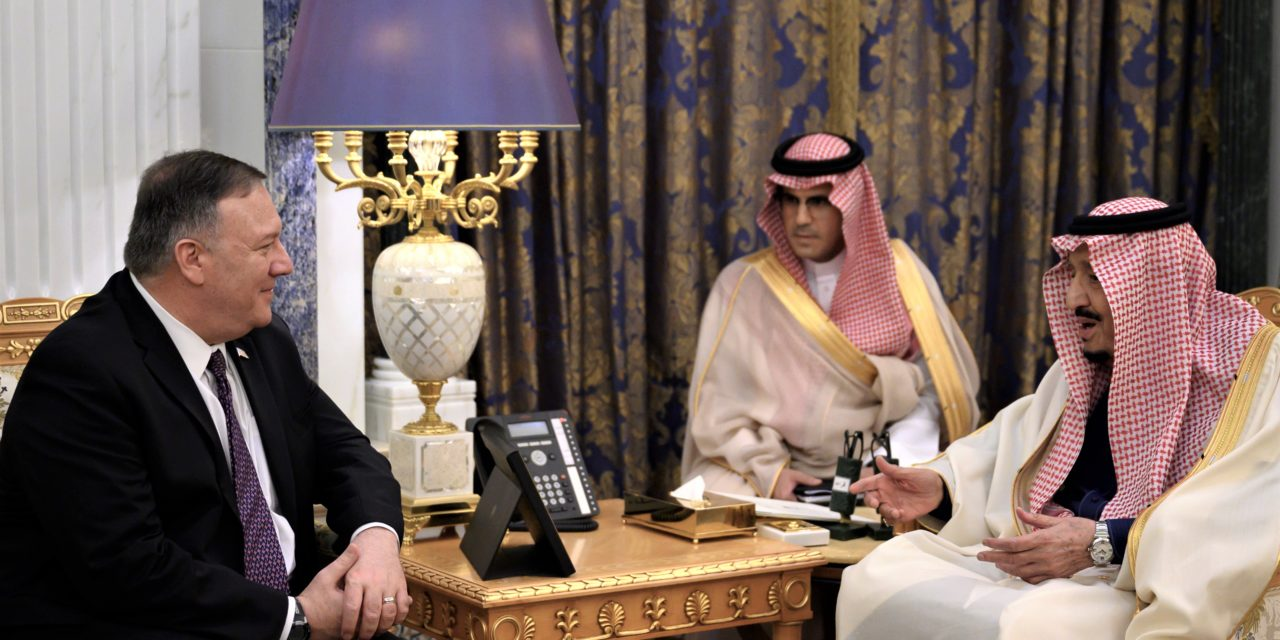 Saudi Arabia's Oil Game is Complicating Ties with the US