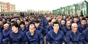 Uyghurs Detention Camp