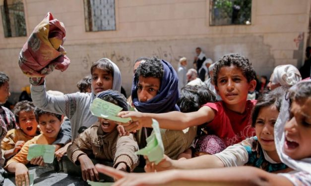 Saudi Arabia's Aid Pledge Whitewashes Its Role in Yemen's War