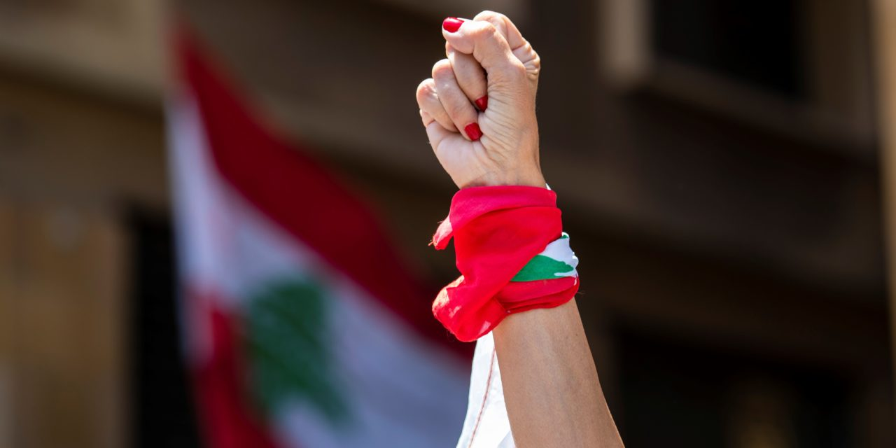 'Stop Smuggling to Syria,' Demand the Lebanese People