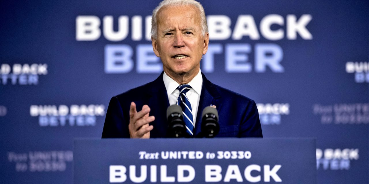 For Joe Biden, Muslims Lives Matter, Palestinians Not As Much