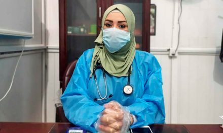 Iraqi Doctors Bear the Toll of the Coronavirus Crisis