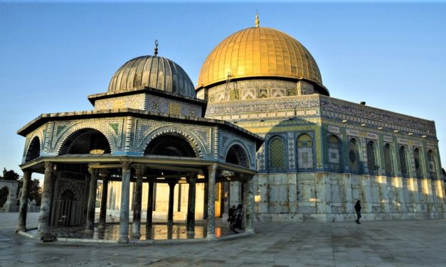 On the Front Lines: Middle Eastern Rivals Take Their Fight to Jerusalem