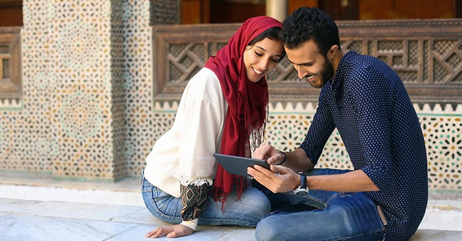 Online Dating in the Arab World: A New Era of Western-style Romance