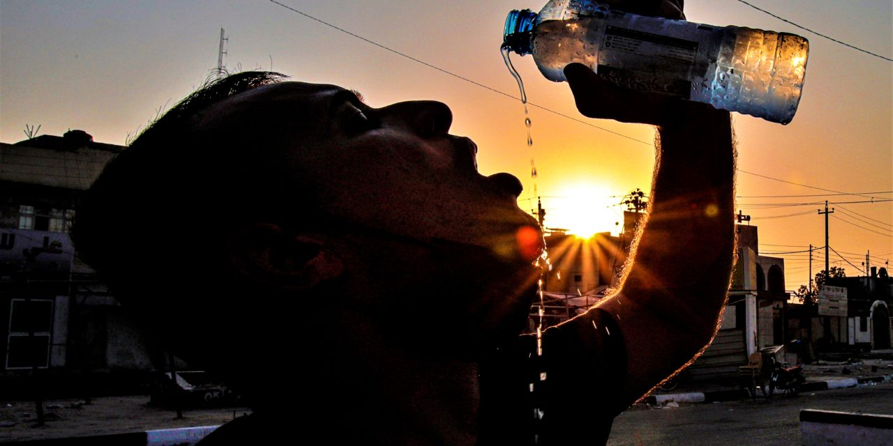 Record Temperatures in the Middle East Threaten Vulnerable Populations