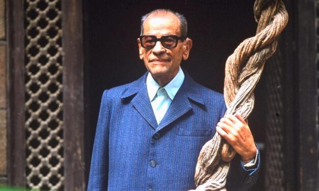 Naguib Mahfouz's 'Children of the Alley' — Defining an Egyptian Identity