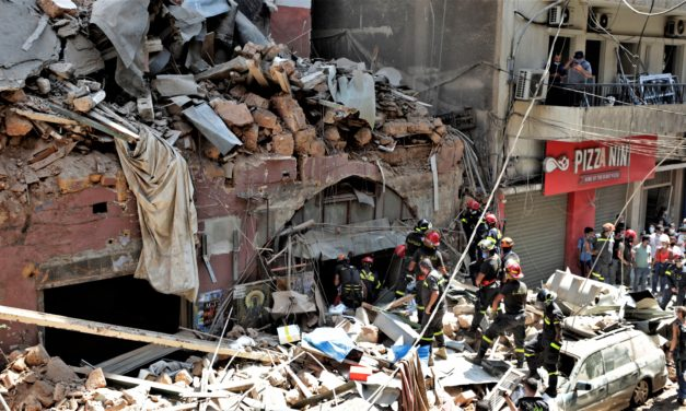 Before the Beirut Blasts, Lebanon was Already in the Throes of Deepening Woes